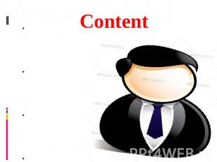 Content EducationPersonal qualitiesAppearanceConclusion