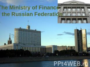 Ministry of Finance of the Russian Federation