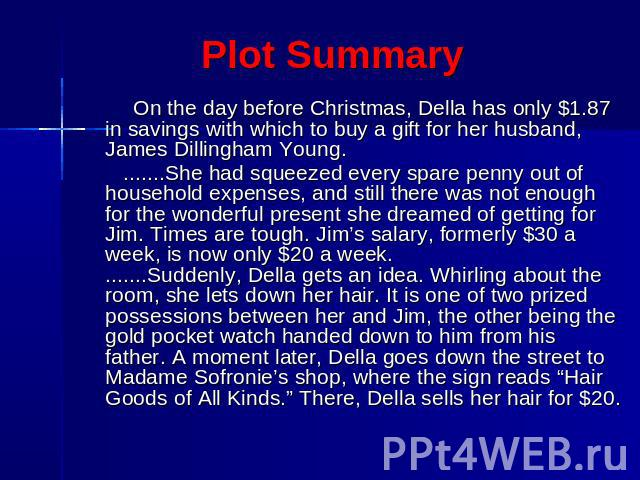 the simple gift chapter summary